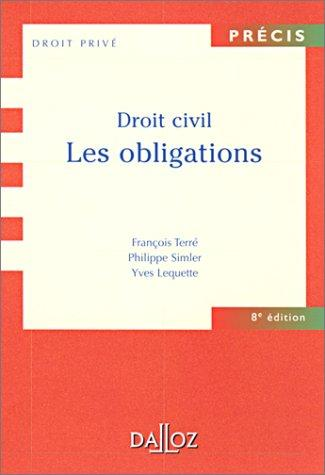 Download Droit civil, les obligations