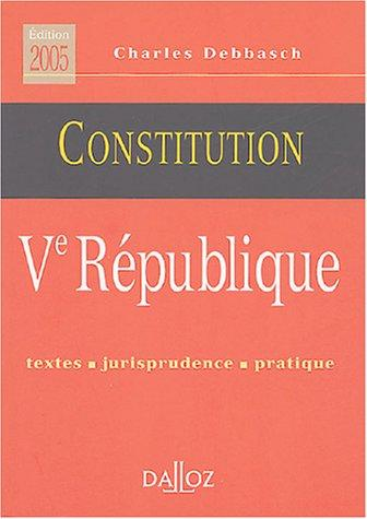Download Constitution Ve République