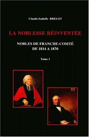 Download La noblesse réinventée
