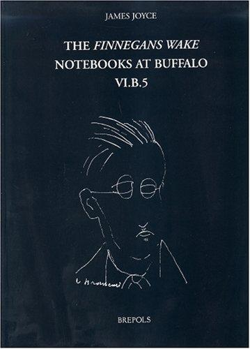 Download Finnegans Wake Notebooks at Buffalo