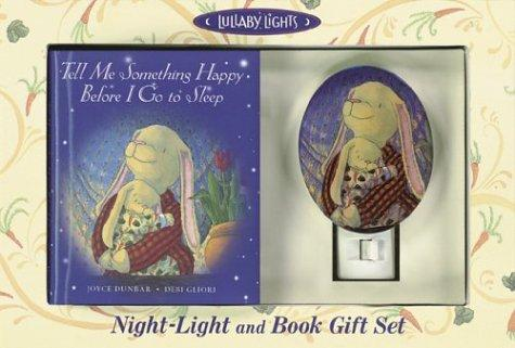 Tell Me Something Happy Before I Go to Sleep Gift Set by Joyce Dunbar