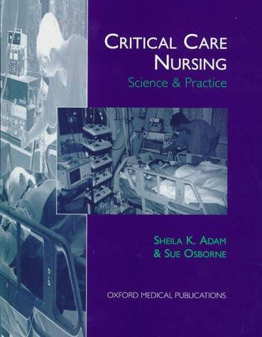 Download Critical care nursing