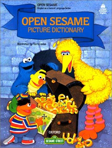 Download Open Sesame Picture Dictionary