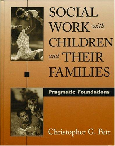Download Social work with children and their families