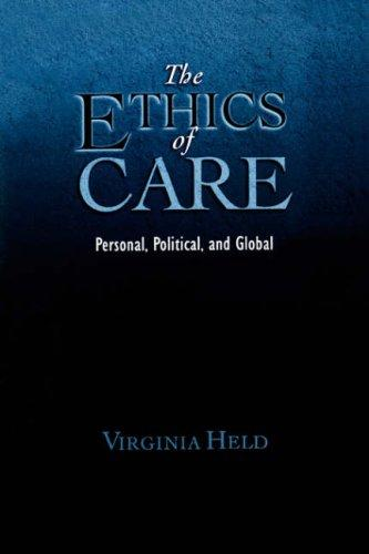 Download The ethics of care