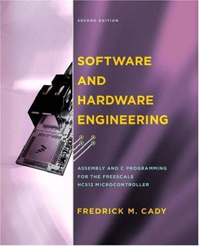 Download Software and Hardware Engineering