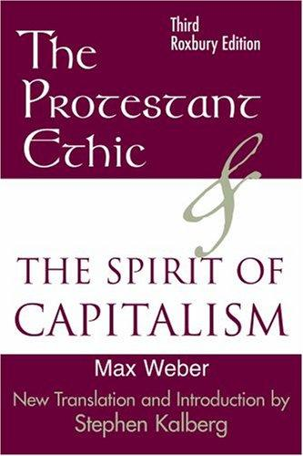 Download The Protestant Ethic and the Spirit of Capitalism