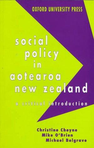 Download Social policy in Aotearoa/New Zealand