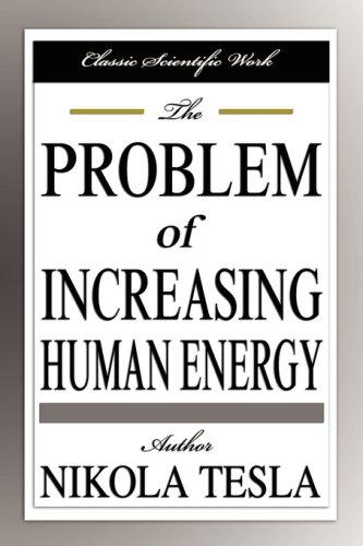 Download The Problem of Increasing Human Energy