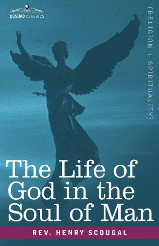 Download The Life of God in the Soul of Man