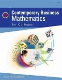 Download Contemporary business mathematics for colleges