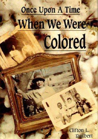 Download Once upon a time when we were colored