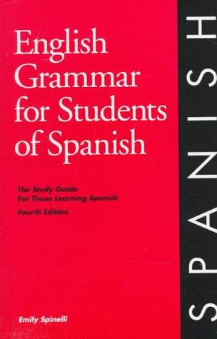 Download English Grammar for students of Spanish