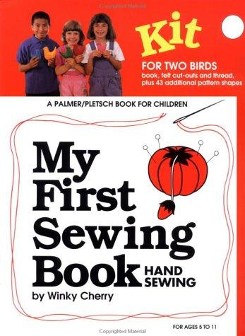 Download My First Sewing Book