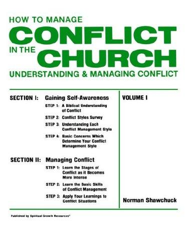Download How to Manage Conflict in the Church