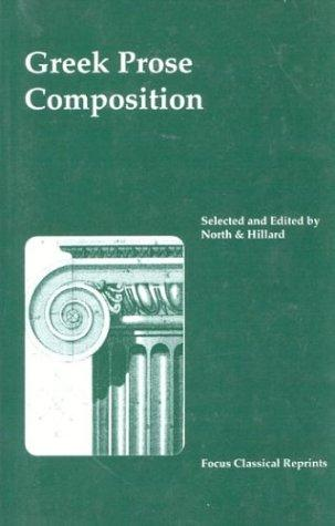Download Greek Prose Composition