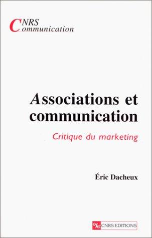 Associations et communication by Eric Dacheux