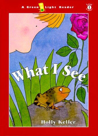 What I See (Green Light Readers Level 1)