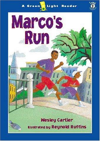 Marco's Run by Wesley Cartier