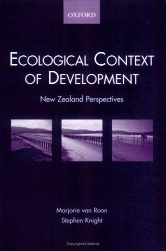 Ecological context of development by Marjorie Van Roon