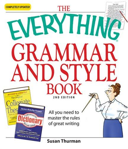 Everything Grammar and Style Book