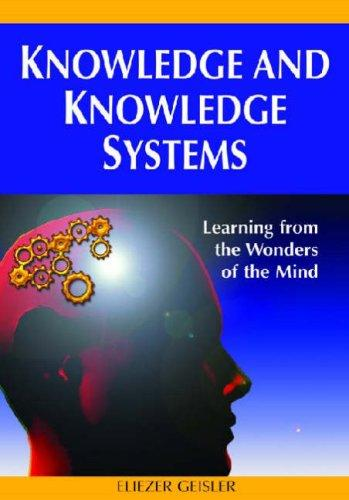 Knowledge and Knowledge Systems