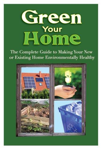 Green Your Home by Jeanne A. Roberts