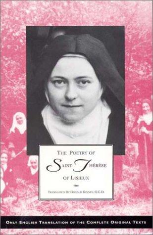 The Poetry of Saint Therese of Lisieux by Saint Thérèse de Lisieux