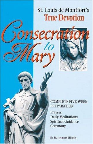 Consecration to Mary by Helmuts Libietis