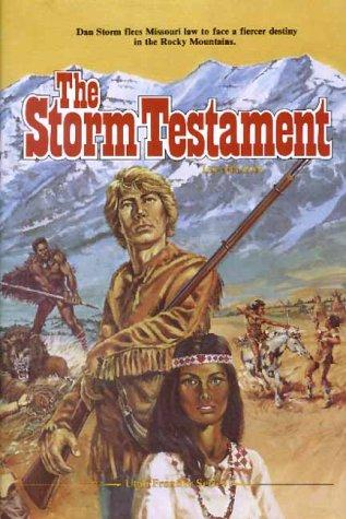 Storm Testament No 1 by Lee Nelson