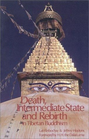 Death, intermediate state and rebirth in Tibetan Buddhism by Dbyaṅs-can-dga'-ba'i-blo-gros A-kya Yoṅs-'dzin.