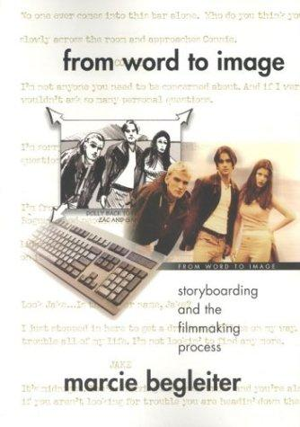 From word to image by Marcie Begleiter